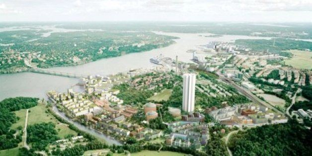 Stockholm on Track to be Fossil Fuel Free