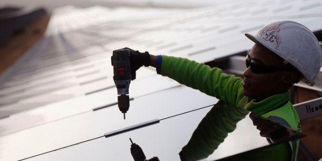 Disrupting Solar