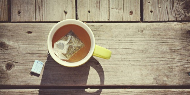 12 Words Of Wisdom From Your Morning Cup Of Tea