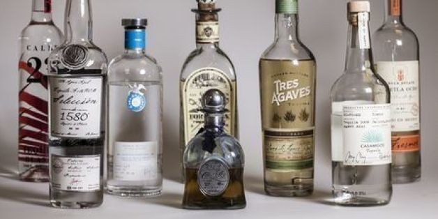 The Best Tequilas Of 2014: Epicurious' Official Taste Test Results   HuffPost Life