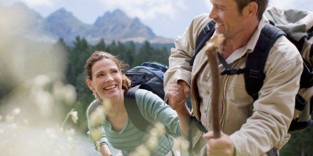 Proof That Hiking Makes You Happier And Healthier