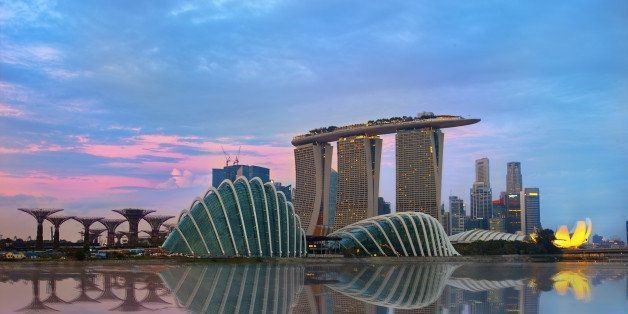 Singapore Named Lonely Planet's Top Country To Visit In 2015 | HuffPost Life