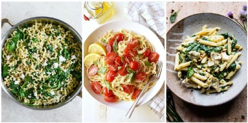 27 Easy Pasta Recipes That Don't Use Sauce From A Jar, Because You Deserve Better | HuffPost Life
