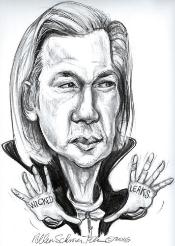WikiLeaks Or Wicked Leaks?