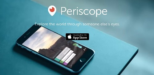 What Does Periscope's Live Mobile Streaming Mean to Media?