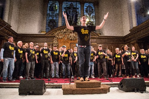 Changing Lives One Song At A Time: How Singing Helps The Choir With No Name's Homeless Choirs