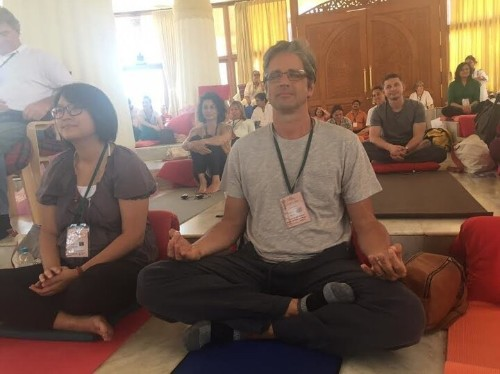 How Meditation Transformed This Entrepreneur's Approach To Work And Life