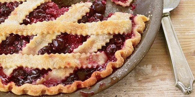 Recipe Of The Day: Cherry Pie   HuffPost Life