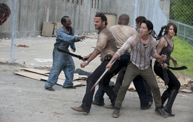 What Popular TV Shows Reveal About Contemporary Views of Religion in Society: Pt 1--The Walking Dead