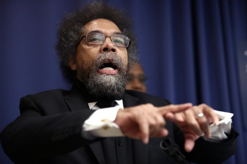 The Issue With Cornel West Criticizing Ta-Nehisi Coates