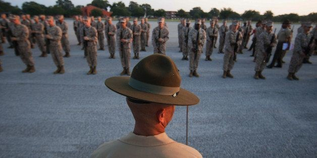 7 Things Drill Sergeants Taught Me About Life | HuffPost Life