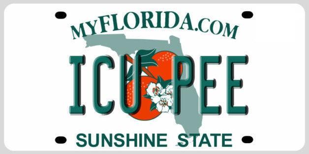Rejected Florida License Plates Include 'PER VERT,' 'HASAGUN' (PHOTOS)