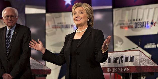 Bernie Sanders Won the Debate. Hillary Clinton Evoked 9/11 and Sounded Like A Republican