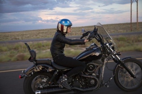 Why More Women Should Get On The Front Seat Of A Motorcycle, And Ride