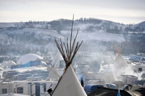 U.S. Denies Entry to Canadian Photojournalist Covering Standing Rock