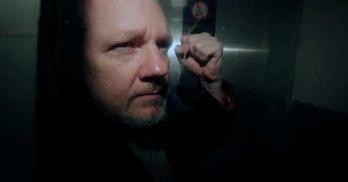 Julian Assange Charged Over Espionage By US Justice Department