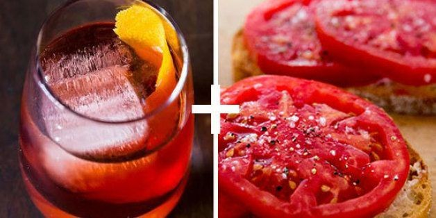 One Appetizer + One Drink = One Great Cocktail Party (PHOTOS)