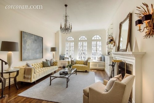 'Sex And The City' Author Lists Her Incredible NYC Apartment | HuffPost Life