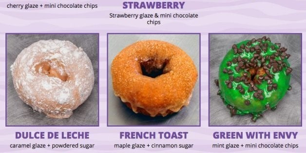 Donut Shop Lets You Customize The Pastry Of Your Dreams | HuffPost Life