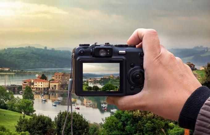 カメラ 写真 - Magazine cover