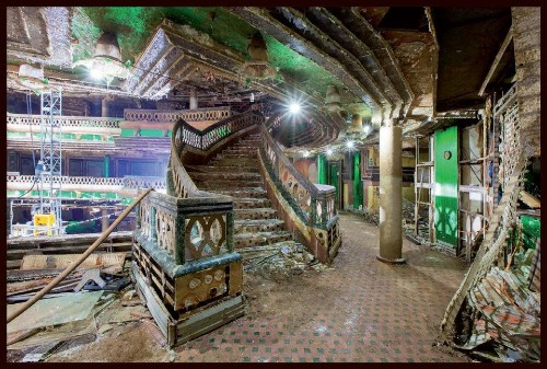 Haunting Costa Concordia Photos Show What's Left Inside The Shipwreck