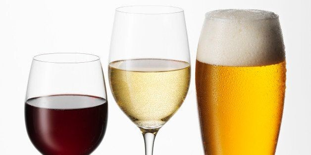 Wine Suggestions For Beer Drinkers (INFOGRAPHIC) | HuffPost Life