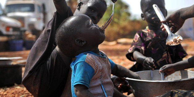 Red Cross Plans First South Sudan Airdrops In Nearly 20 Years To Help Cut Off Families