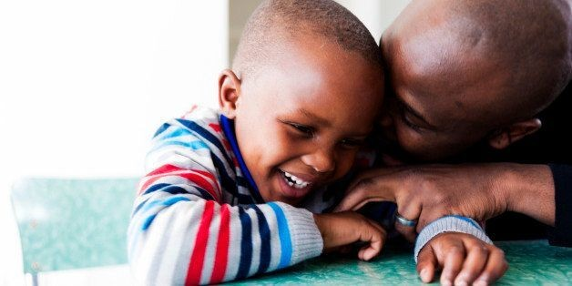 5 Ways Being a Good Dad Is Damn Sexy