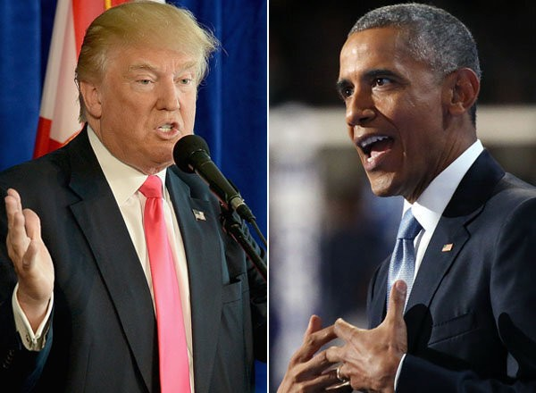 We Compared Obama's Words To Trump's And The Result Will Make You Sad