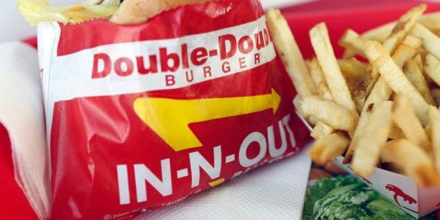 In-N-Out Ranks Higher Than Facebook And Apple On New List Of Best Places To Work