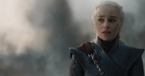 Emilia Clarke Reveals Chilling Way She Prepared For Final Game Of Thrones Speech