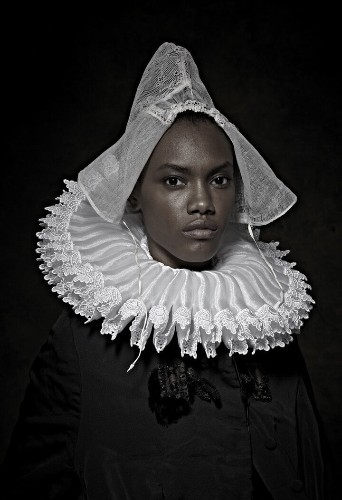 Photographer Uses 17th-Century Art To Talk About Racial Politics Today