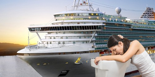 This Cruise Ship From Hell Will Make You Wish You'd Gone on a Road Trip