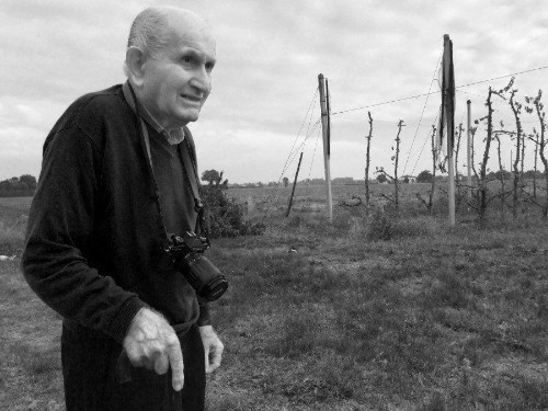 The Fairytale Story Of Ulisse Bezzi, A 90-Year-Old Italian Farmer From Ravenna With A Passion For Photography