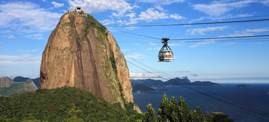 4 Beautiful Cable Car Rides Around the World