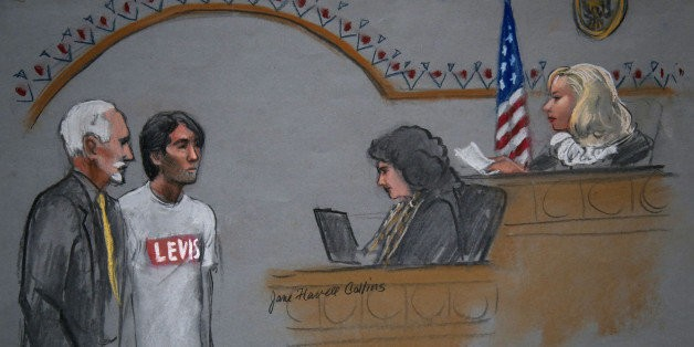 Friend Of Tsarnaev Brothers Guilty Of Lying, Deleting Files After Boston Bombing