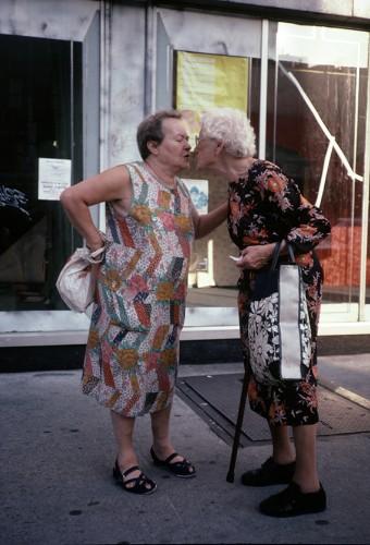 Doin' Work, Flash Interviews With Contemporary Photographers: Arlene Gottfried