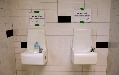 Schools Are Racing To Test Their Water For Lead