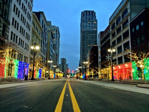 A Look at the Holidays in Detroit