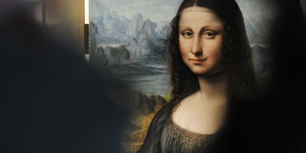 The 'Mona Lisa' Just Might Be Part Of History's First 3D Image, Researchers Claim