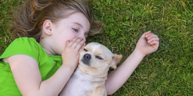 Pets May Help Improve Social Skills Of Children With Autism