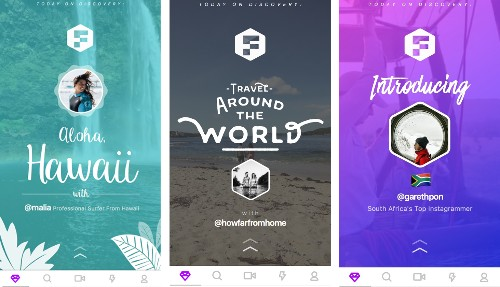 A Social Media App That Will Teleport You to Anywhere in the World