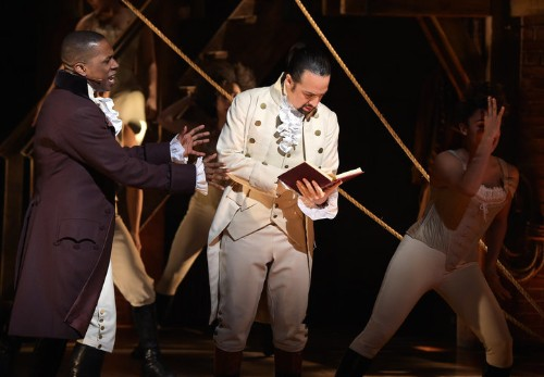'Hamilton' Casting Notice Reveals All The Musical's Original Inspirations