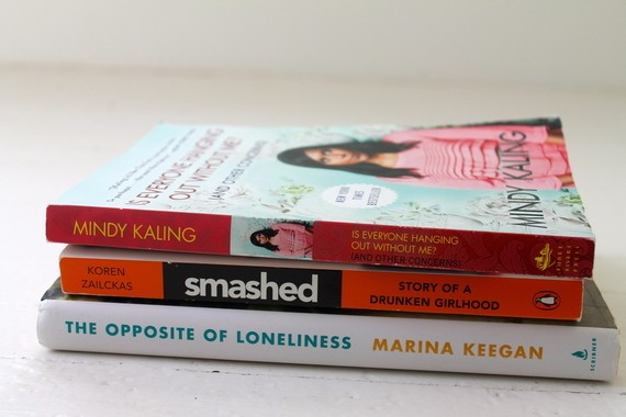 3 Books Every Girl Should Read Before Starting College