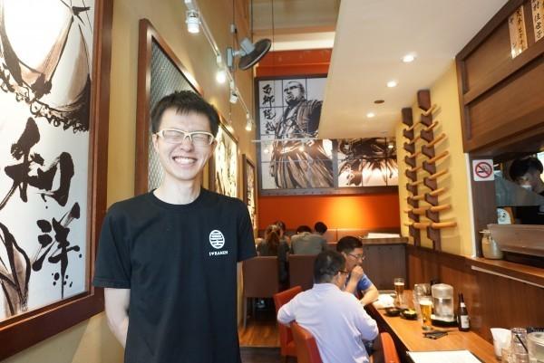 SEからのラーメン屋立ち上げストーリー〜シンガポールで働く田尻剛章さん