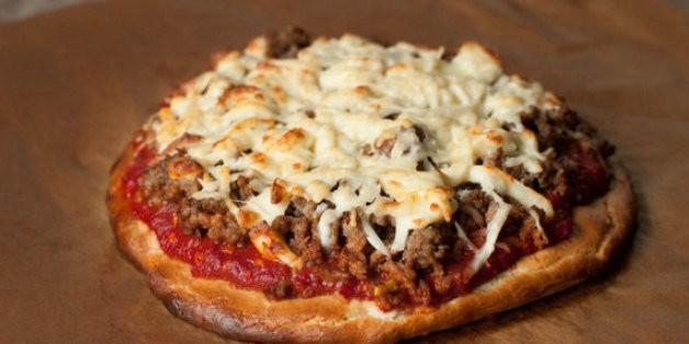 Piping Hot Paleo Pizza Crust