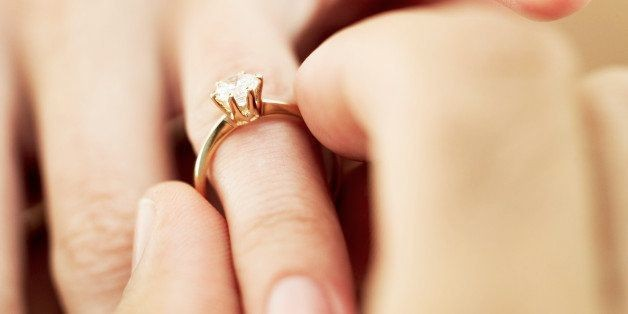 Marriage is Not a Diamond | HuffPost Life