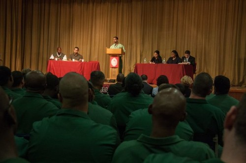 This Is How A Prison's Debate Team Beat Harvard