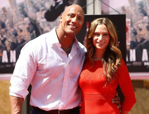 The Rock Shares First Photo Of His Baby Girl With A Sweet Message About Fatherhood