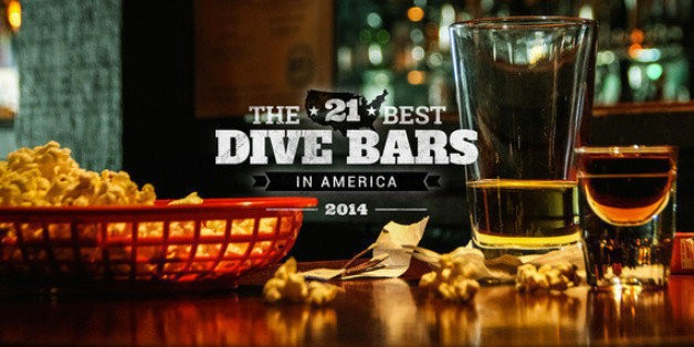 The 10 Best Dive Bars in America   HuffPost Life